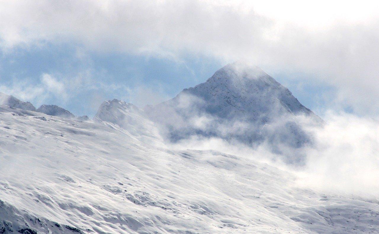 Zillertal im Winter