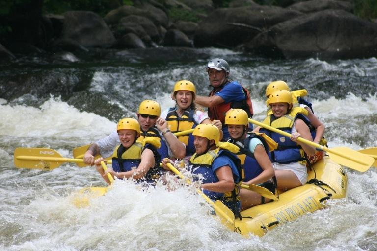 Rafting Zillertal