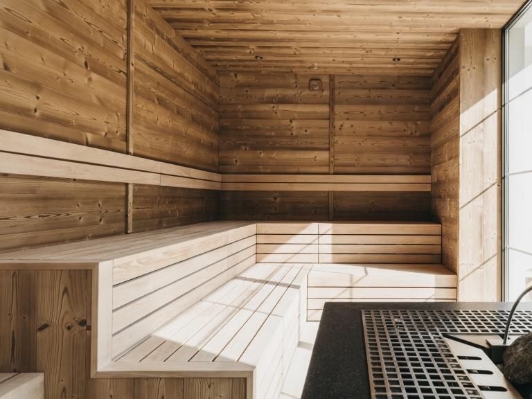 VAYA Zillertal Wellness Sauna