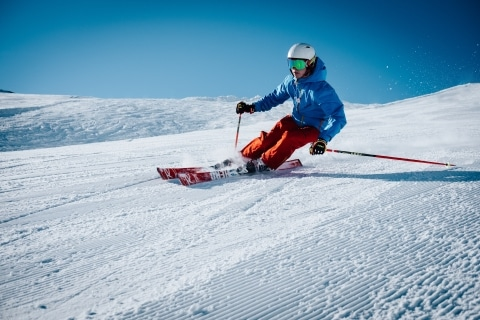 Fit in den Skiurlaub